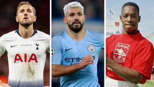 90min gửi đến bạn top 5 chân sút có tỷ suất bàn thắng tốt nhất lịch sử Premier League. 1. Sergio Aguero (0.69 bàn/trận) Dẫn đầu trong danh sách này là ngôi...