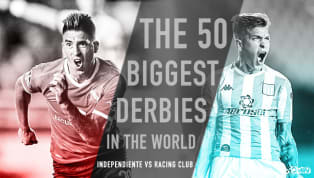 ats The Avellaneda Derby is one of 90min's 50 Biggest Derbies in the World The Avellaneda derby might not be the biggest in Argentina, but it may well be the...