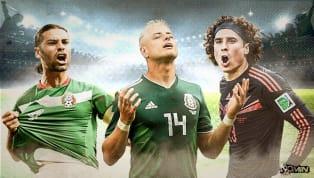 Souvent présente en phase finale de la Coupe du monde, la sélection mexicaine a toujours regorgé de talents ces dernières décennies. Voici l'équipe type d'El...