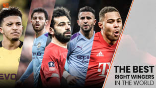 In this series we've already guided you through the best midfielders world football has to offer. So, naturally, we're working our way up the pitch towards...