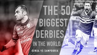 Genoa vs Sampdoria is one of 90min's 50 Greatest Derbies in the World. The Lanterna di Genova is one of Genoa's most famous landmarks. It's a lighthouse which...