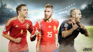 แม้ในประวัติศาสตร์ทีมชาติสเปน จะถูกยกให้เป็นทีมเต็งแทบจะทุกทัวร์นาเมนต์ทุกรายการที่เข้าร่วมการแข่งขัน แถมยังมีซุเปอร์สตาร์อยู่ในทีมเกือบทุกยุคทุกสมัย...