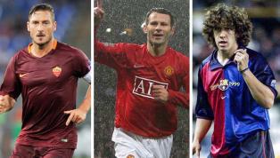 Lòng trung thành trong bóng đá luôn là một thứ đáng được trân quý. Sau đây chính là 5 huyền thoại trong làng túc cầu, nổi tiếng với lòng trung thành bất tận...