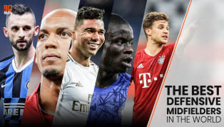 A position we're all quite familiar with over in the Premier League is that of the defensive midfielder. It's been a mainstay in a division full of 4-4-2s,...