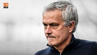 José Mourinho vient d'être annoncé à la tête de l'AS Roma pour la saison 2020/2021 ! Une nouvelle que l'on n'avait clairement pas vu venir... CM d'AS Roma...