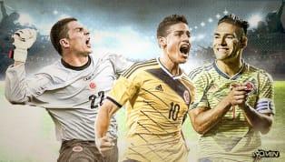 Place désormais à la Colombie, nation prospère sur la scène internationale et dotée d'une génération pétrie de talent. Voici l'équipe type du XXIe siècle de...