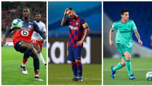 Parmi les informations mercato du jour, les deux Manchester pourraient tenter le coup pour Messi, Suarez serait dans le viseur du PSG tout comme Ndombélé ou...