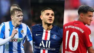 Một loạt hợp đồng cho mượn từ các CLB lớn như Real Madrid, Barcelona, Inter, Manchester United...sẽ hết hạn vào cuối mùa 2019/20. Có thể kể đến Philippe...