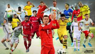 Eine Saison, 50 Spieler, eine ultimative Liste. Wir haben die 50 besten Bundesliga-Spieler der laufenden Saison 19/20 für euch herausgepickt. Diskussionen?...