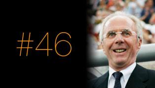 สเวน-โกรัน อีริคส์สัน เป็นผู้จัดการทีมอันดับที่ 46 ในการจัดอันดับ ผู้จัดการทีมฟุตบอลที่ยิ่งใหญ่ที่สุดตลอดกาลของเรา ผู้อ่านสามารถติดตาม 11...