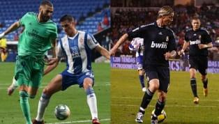 Karim Benzema mới đây đã có pha kiến tạo đánh gót đẹp mắt cho Casemiro ghi bàn ở trận gặp Mallorca rạng sáng 29/6. Real Madrid hạ Malllorca, bỏ xa Barca hai...