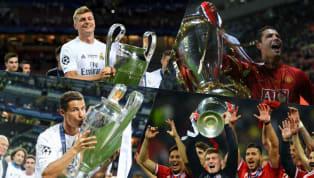 Vô địch Champions League là giấc mơ của bất kỳ ngôi sao bóng đá nào bởi sự danh giá của danh hiệu này. Nhưng những huyền thoại và ngôi sao như Cristiano...