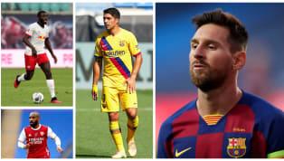 Après sa déroute historique en Ligue des Champions, le FC Barcelone fait les gros titres des journaux sur le marché des transferts. L'effectif risque d'être...