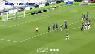 Ronaldo penalty goal for Juventus vs Lecce pic.twitter.com/87e40elUTZ — SportMargin (@SportMargin) June 26, 2020...