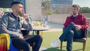 El capitán del FC Barcelona ha atendido a los dos reconocidos influencers en Post United y Twitch, respectivamente. Ha dejado afirmaciones interesantes, como...