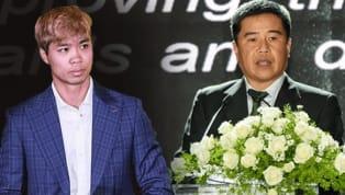 Tiền đạo Nguyễn Công Phượng và Tô Ngọc Viên Minh đã tổ chức lễ đính hôn vào tối ngày 3/6 tại một nhà hàng tại TP.HCM. Trong thời gian gần đây, giới truyền...