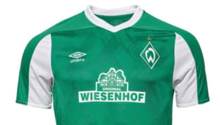 """Werder Bremen geht mit neuen Trikots in die kommende Saison, dabei wird auf ein """"kleines Schwarzes"""" verzichtet. Die aktuelle Kollektion ist im offiziellen..."""