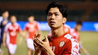 Tiền đạo Nguyễn Công Phượng mới đây đã gửi tâm thư cảm ơn fan hâm mộ Sông Lam Nghệ An sau khi cùng TP.HCM vượt qua đội chủ nhà SLNA tại vòng 6 V-League diễn...