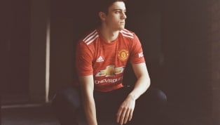 Manchester United have launched their brand new adidas home kit ahead of the 2020/21 season. The Red Devils have put the United identity front and centre,...