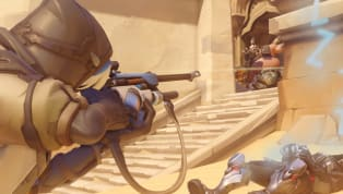 An Overwatch player landed an insane Sleep Dart on an ulting Sigma. While some players have been grinding the game since 2016, there's always a chance of out...