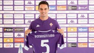 """Giacomo Bonaventura, centrocampista della Fiorentina, si è presentato in conferenza stampa ai nuovi tifosi viola. ASPETTATIVE - """"Sinceramente non mi aspettavo..."""
