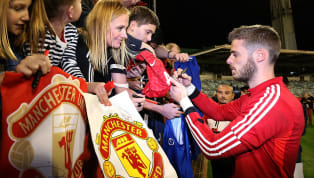 Spanish goalkeeper David De Gea is set to sign a new deal with the Red Devils worth a reported £97.5m over the period of five years, thus ​making him the...