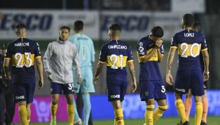 Marcelo Weigandt tuvo una pobre actuación contra River, siendo permanentemente superado por De La Cruz, por lo que en la vuelta es prácticamente un hecho que...