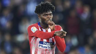 Atletico Madrid midfielder Thomas Partey has handed Manchester United a huge blow in their pursuit of the midfielder by reaffirming his desire to remain with...