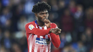 inks Atlético Madrid midfielderThomas Partey has refused to be drawn on speculation linking him with a move away from the club. Arsenal and Manchester United...