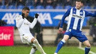 El Real Madrid ganó un partido no exento de sufrimiento contra elAlavés. Dos goles de defensas consiguieron una nueva victoria para los blancos. Areola...