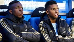 Eden Hazardse ha lesionado. El Real Madrid ha anunciado que el belga sufre una microfisura externa en la pierna derecha y no podrá reaparecer hasta, como...