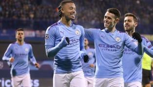 UEFA Şampiyonlar Ligi C Grubu 6. hafta mücadelesinde Manchester City, deplasmanda Dinamo Zagreb'i 4-1 mağlup etti.İngiliz ekibinin golleri; 34, 50 ve54....