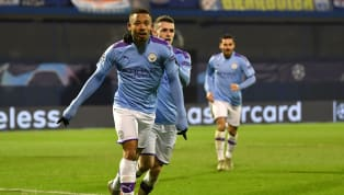 Gabriel Jesus netted a hat-trick for ​Manchester City as they beat Dinamo Zagreb ​4-1 in the ​Champions League​ last night, and went on to beat Neymar's...