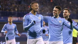 greb ​Manchester City manager Pep Guardiola has singled out the performances of Phil Foden and Gabriel Jesus after the duo starred in their 4-1 victory at...