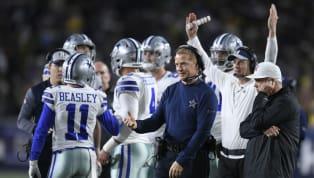 Jason Garrett, entrenador en jefe de losDallas Cowboys,está muy seguro que seguirá al frente del equipo en la temporada 2019 a pesar de ser eliminado en...