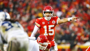 Cover Photo: Getty Images Kansas City Chiefs quarterback Patrick Mahomes probably wishes Arrowhead Stadium had a roof on it for the AFC Championship...