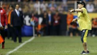Mientras Diego Armando Maradona disfruta de las fiestas en Buenos Aires a la espera de firmar su renovación por seis meses más, el plantel deDorados transita...