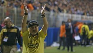 El técnico de Dorados de Sinaloa, Diego Armando Maradona, aprovechó la conferencia de prensa posterior al duelo pendiente de la Jornada 1 dela Copa...