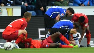 Saisonaus für Bielefelds Cedric Brunner. Der Rechtsverteidiger zog sich im Ostwestfalenderby gegen denSC Paderbornbei einem Zusammenprall eine schwere...