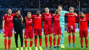 DerVfB Stuttgartist nach dem1:0-Auswärtssieg gegen Arminia Bielefelddie einzige ungeschlagene Mannschaft der zweiten Liga und belegt weiterhin den...