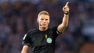 Kuriose Szene beim Freitagabend-Spiel der zweiten Liga zwischen Gastgeber Holstein Kiel und dem VfL Bochum. Ein Ersatzspieler der Kieler verursachte einen...