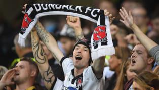 Dundalk midfielder Jordan Flores channelled his innerZlatan Ibrahimović to scorea goal of the season contender in Friday's match against Shamrock Rovers -...