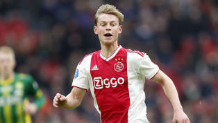 Frenkie de Jong Puts Manchester City and PSG on High Alert by Refusing to Confirm his Future