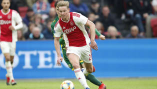 Ajax Manager Ten Hag Claims That Frenkie De Jong is Focused on the Club Despite Links to PSG