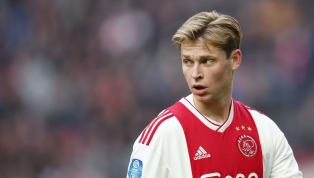 """Barcelona'snew signing Frenkie de Jong has opened up about his transfer to the Nou Camp, with the Dutch youngster revealing that he """"cannot wait"""" to play..."""