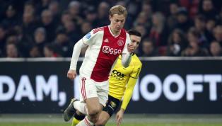 Nachdem sich der FC Barcelonadie Dienste von Frenkie de Jong für die kommende Saison gesichert hat, spricht das Ausnahmetalent nun über seine Zukunft und...