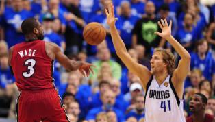Los jugadoresDwayne WadeyDirk Nowitzki, quienes están en el último año de sus respectivas carreras en la NBA, fueron invitados al Juego de Estrellas de...