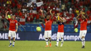 Copa America C Grubu mücadelesinde Şili, Ekvador'u 2-1 mağlup ederek organizasyonda adını çeyrek finale yazdırdı. Şili'de karşılaşmaya ilk 11'de...