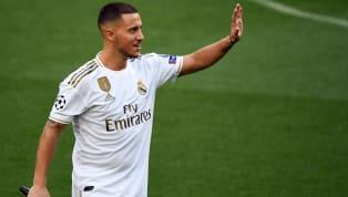 Eden Hazard est la recrue phare de cet été au Real Madrid. Le Belge a fait son premier entraînement avec ses coéquipiers et les imagesont fait du bruit...