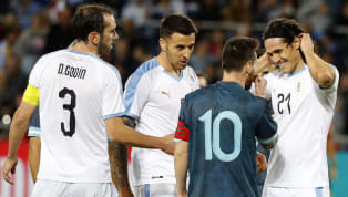 PSG's Edinson Cavani has admitted heated words were exchanged with Lionel Messi during Uruguay's game with Argentina on Mondayamid claims that the pair...